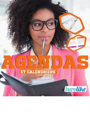 CATALOGUE AGENDAS ET CALENDRIERS 2019