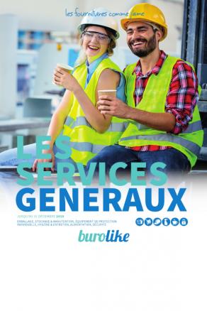 SERVICES GÉNÉRAUX 2019