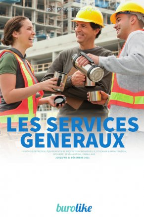 SERVICES GéNéRAUX 2021