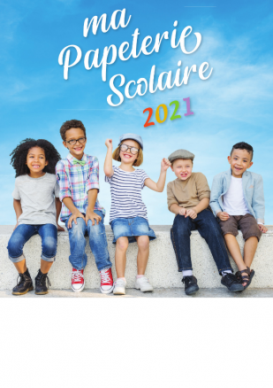 MA PAPETERIE SCOLAIRE 2021