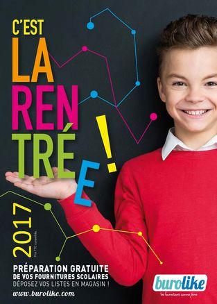 RENTRéE DES CLASSES 2017