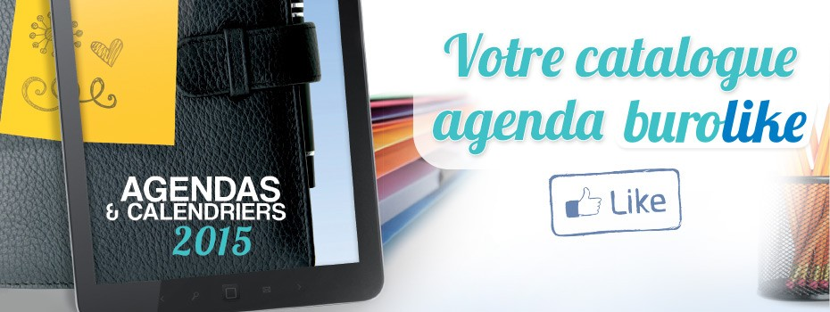 Catalogue Agendas 2015