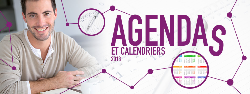 Catalogue Agendas & Calendriers 2018