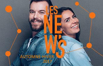 Les New's édition Automne-Hiver 2017