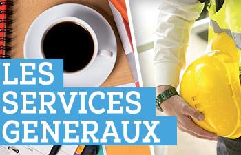 Le Catalogue Services Généraux 2018