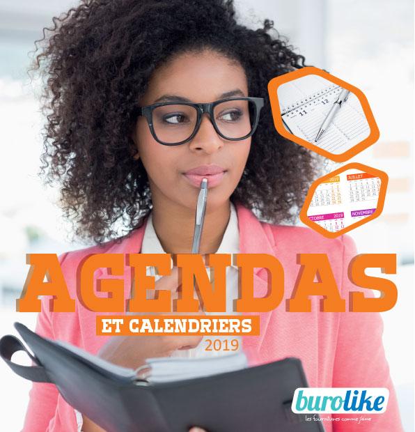 Agendas et Calendriers 2019