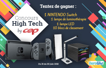 Concours High Tech by CEP