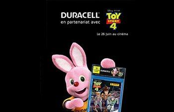 Duracell Toy Story 4 – Obtenez des pack d'images